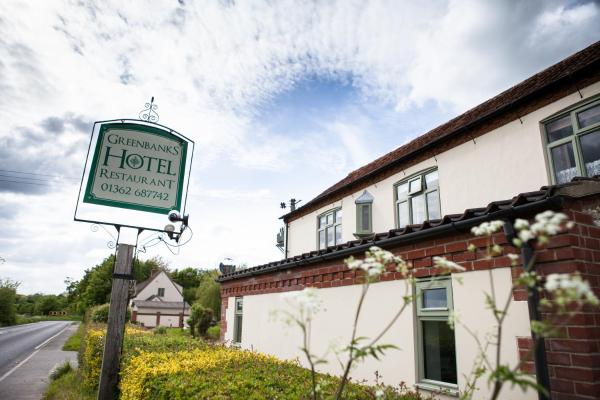 Greenbanks Hotel Norfolk in Great Fransham, Norfolk, England
