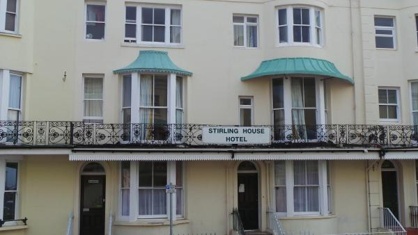 Sterling House Hotel in Eastbourne, East Sussex, England
