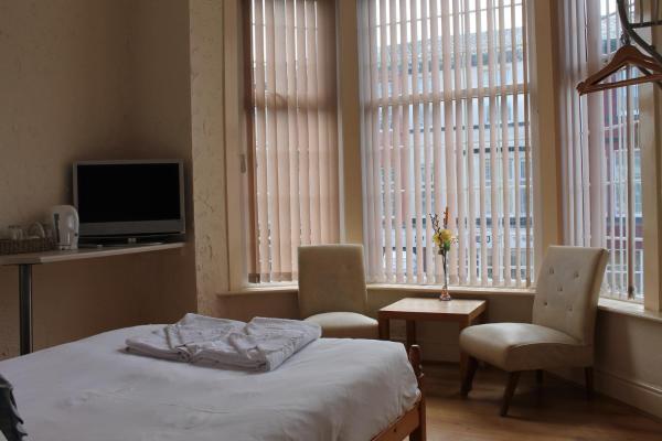Brecks Hotel in Blackpool, Lancashire, England