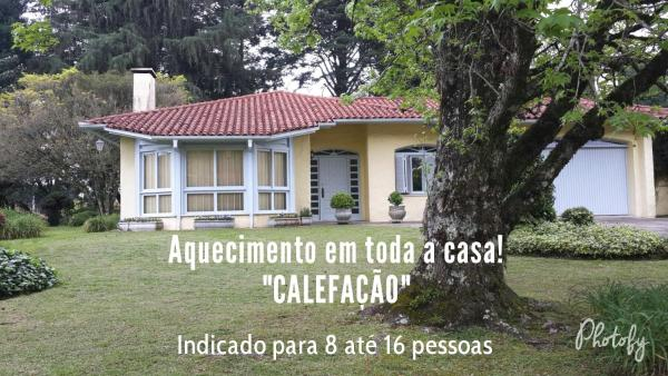 Casa Canela Vila Suzana - Centro