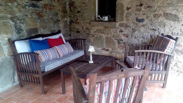 Casa Rural Masia Forn del Vidre