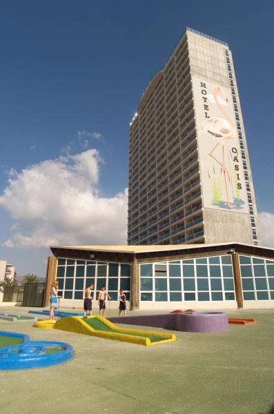 Medplaya Hotel Flamingo Oasis