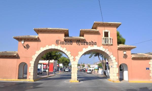 2 bed townhouse Ciudad Quesada