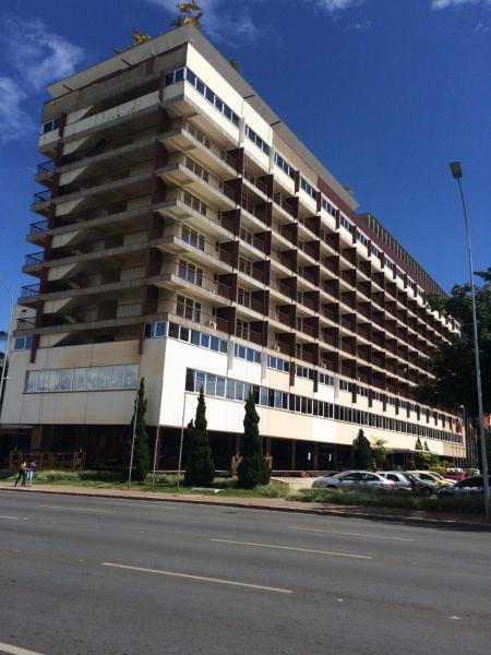 Asa Apart Hotel S Marco Brasilia