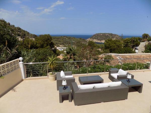 Luxuary Villa La Baracca Javea