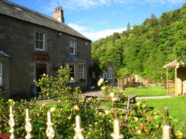 The Elks Head Inn in Whitfield, Northumberland, England