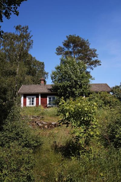 Vuohensaari Camping Ahtela's cottage