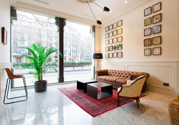 AB Eixample Izquierdo Apartments