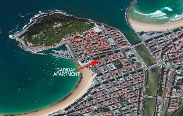 Garibay Boulevard - IB. Apartments