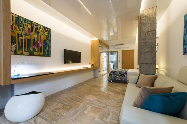 Suites Garden Loft Roy Lichtenstein