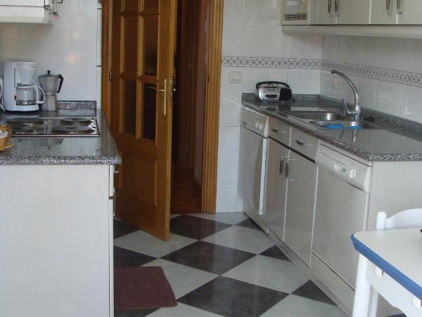 Zuberoa 30 4 Izqda Apartment Zarautz