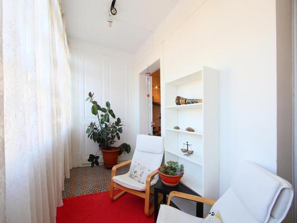 Apartment Balmes / Paris Barcelona