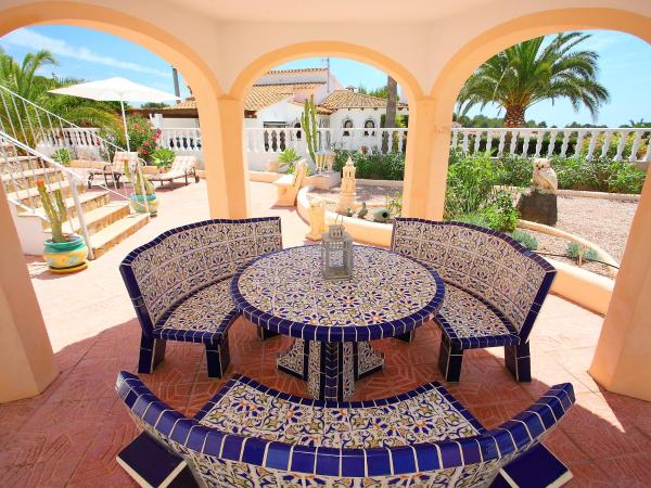 Holiday home Cuxarret Calpe