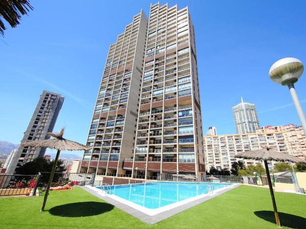 Apartment Mirador del Mediterráneo III Benidorm