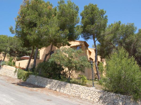 Holiday home Nuidoor Moraira