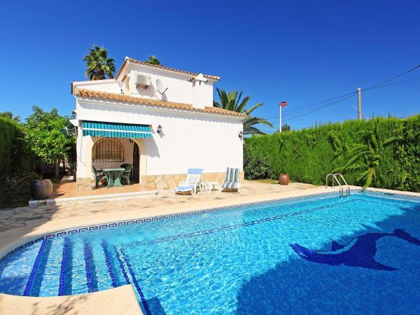 Holiday home Partida Sorts de la Mar Els Poblets