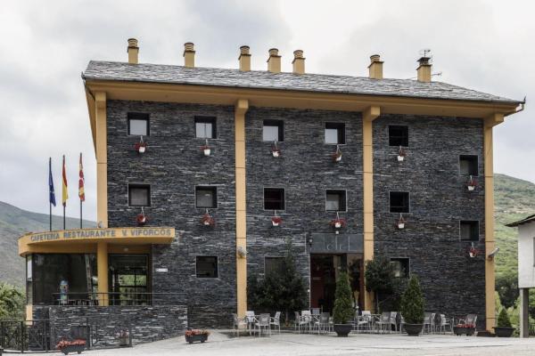 Hotel Virgen de Viforcos