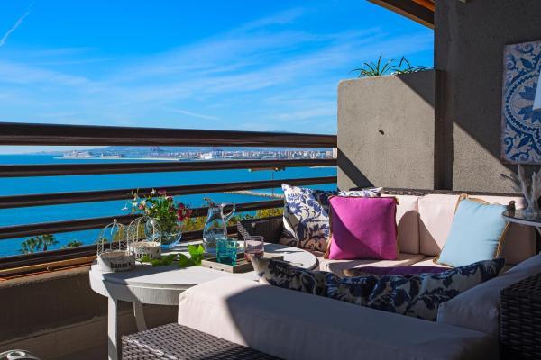 Living4Malaga Vista Mar