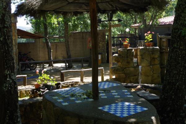 Camping Las Cavenes