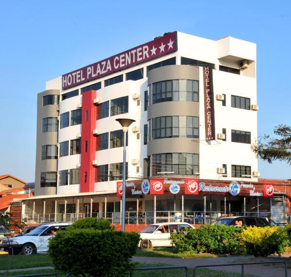 Hotel Plaza Center_1