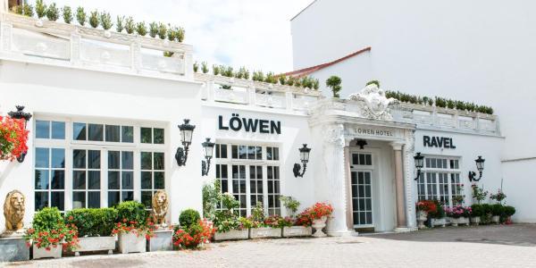Hotel Garni Löwen, Hotel in Offenbach am Main