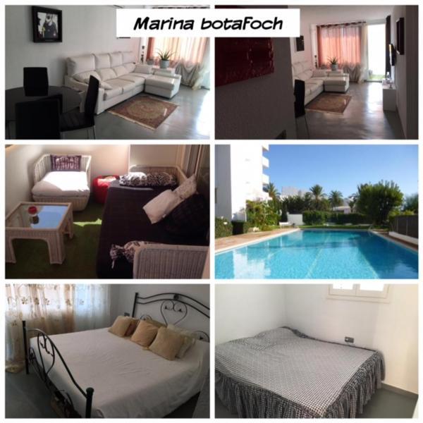 Apartment Marina Botafoch