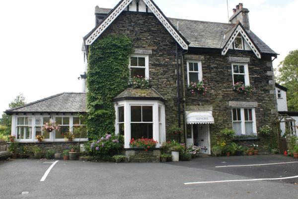 Glencree in Windermere, Cumbria, England
