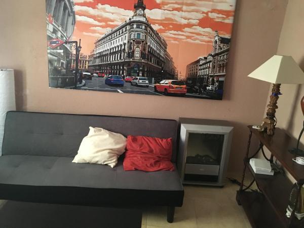 Reina Victoria Apartaments