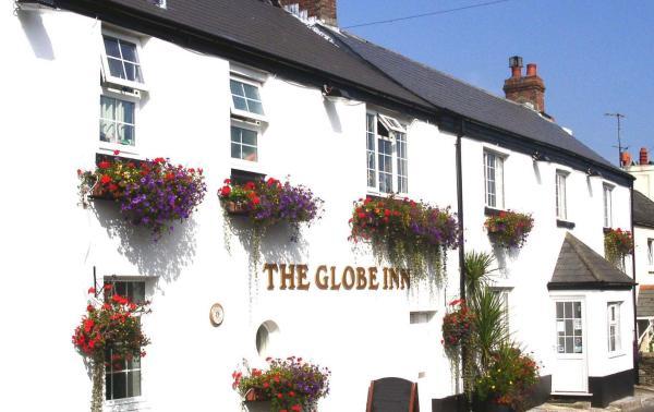 The Globe Inn in Kingsbridge, Devon, England