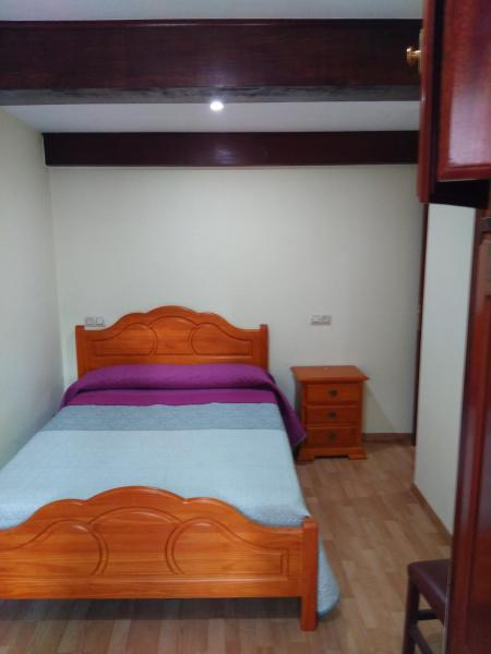 Apartamentos Turisticos Javier SCQ
