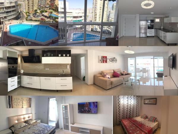 Apartment Levante Halcon