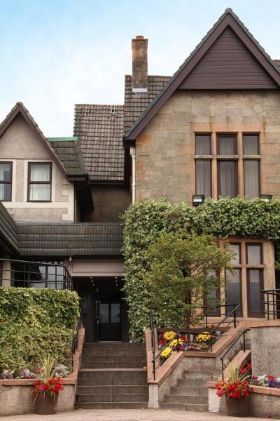 Best Western Garfield House Hotel in Chryston, North Lanarkshire, Scotland