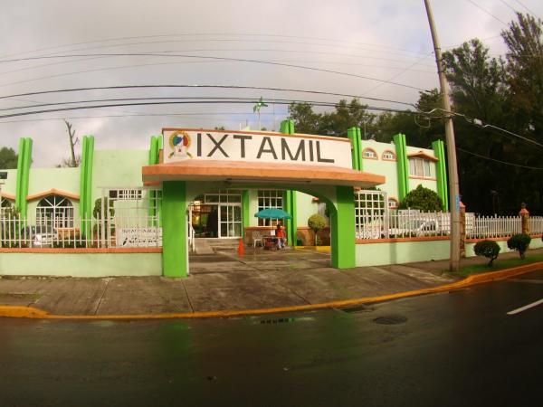 Casa de Descanso Ixtamil