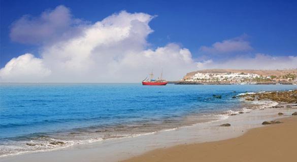 Beach Costa Meloneras