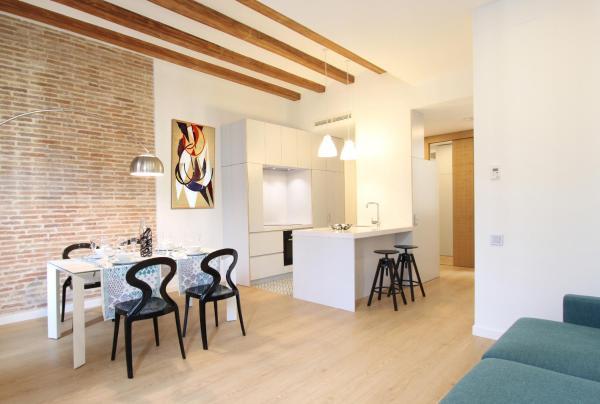 Deluxe Apartment Plaza Cataluña