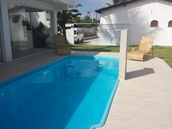 Casa na Praia Barra de Jacuipe_1