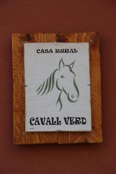 B&B Casa Rural Cavall Verd