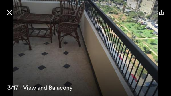 Naser City Apartment 24
