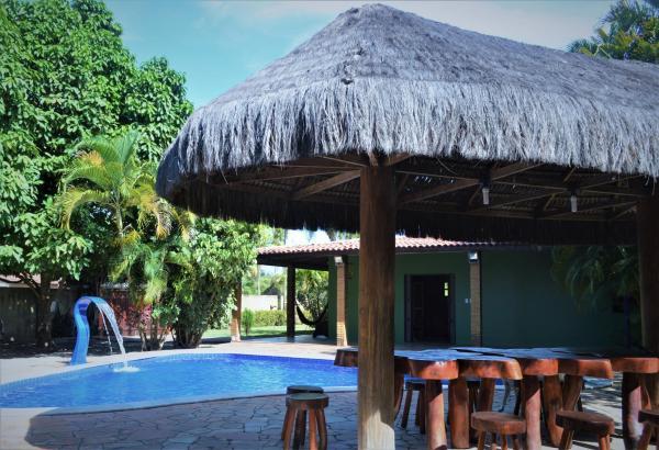 Casa com área de 3.000m² na Barra Nova