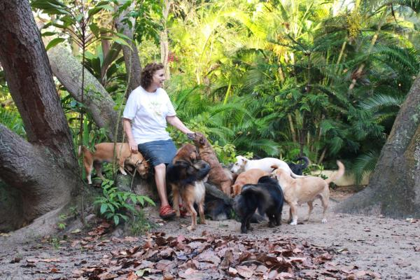 Nature Retreat with Healing Dogs in Brazil_1