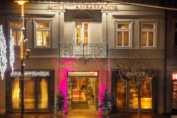 a3ca883c3 ... Hotel Ambassador: hotels Košice - Pensionhotel - Hotels ...