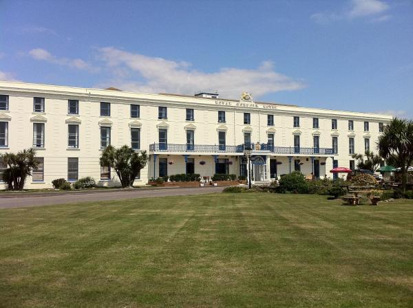 Royal Norfolk Hotel in Bognor Regis, West Sussex, England