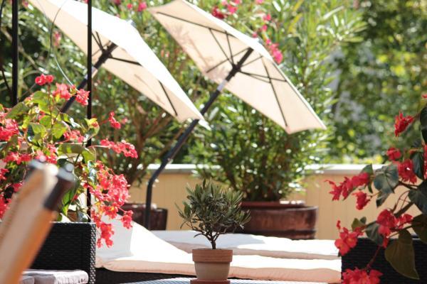 Blesius Garten Hotels Trier Pensionhotel