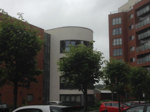 Swindon City Apartment_1