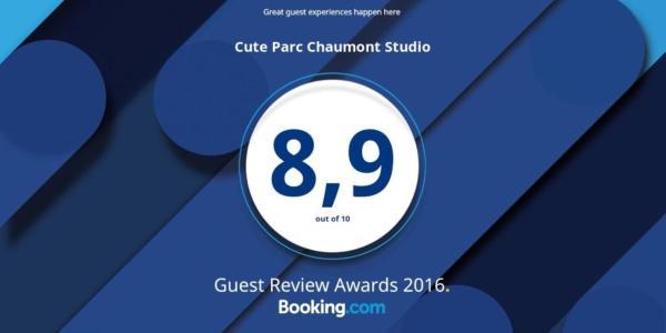 Cute Parc Chaumont Studio