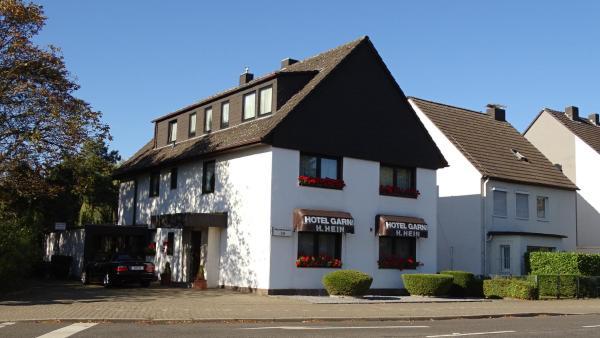 Hotel Garni Hein in Düsseldorf-Lohausen