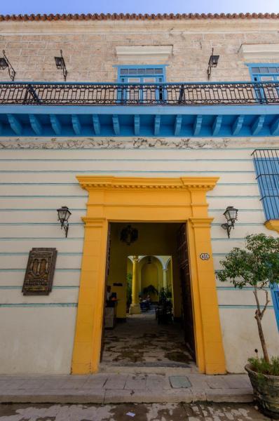 Hotel Beltran de Santa Cruz