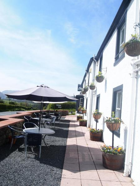 Brackenrigg Inn in Watermillock, Cumbria, England