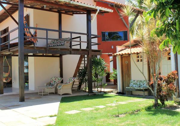 Pousada e Hostel Pau Brasil