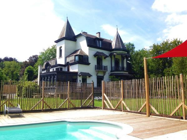 Holiday home Le Manoir 1